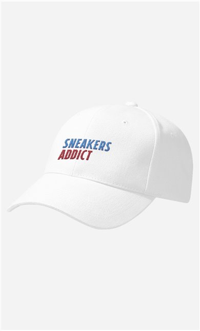 Cap Sneakers Addict