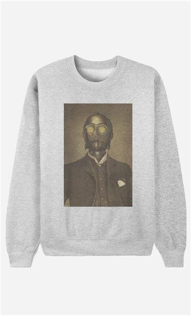 Sweatshirt Baron Von C3PO
