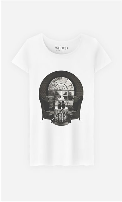 T-Shirt Manor Skull