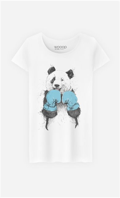T-Shirt The Winner Panda