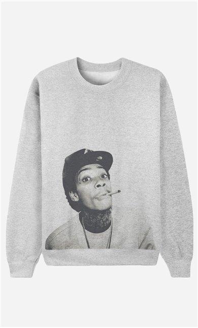 Sweatshirt Wiz Khalifa 2
