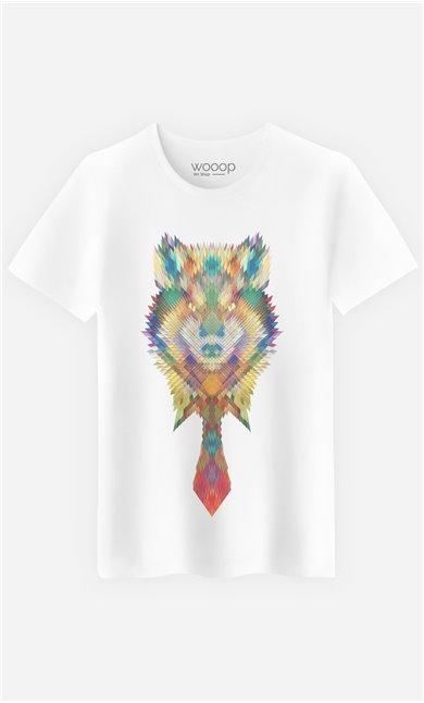 T-Shirt Diamond Wolf