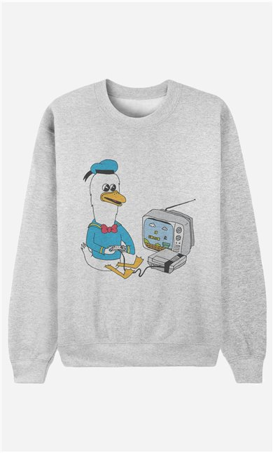Sweatshirt Retro Donald