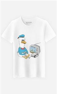 T-Shirt Retro Donald