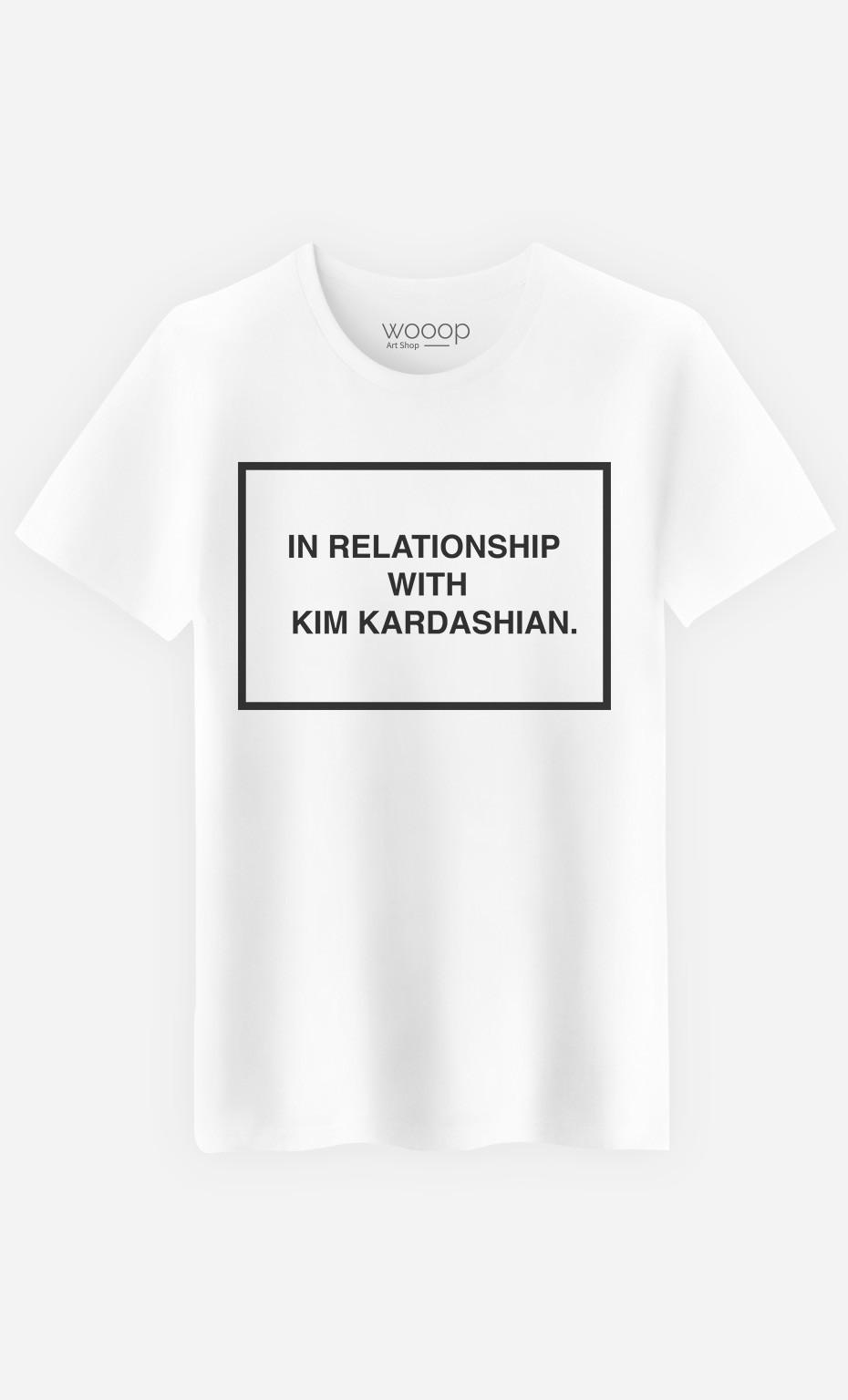 T-Shirt With Kim Kardashian