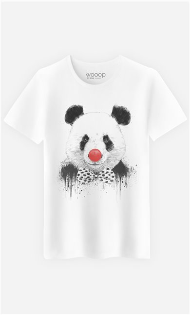 T-Shirt Clown Panda