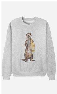 Sweatshirt Otter