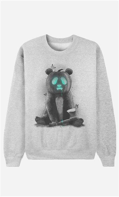 Sweatshirt Pandaloween