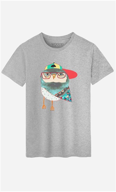 T-Shirt Hip Owl