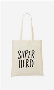 Stoffbeutel Super Hero