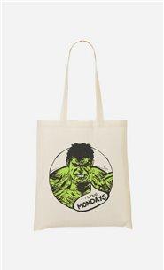 Stoffbeutel Hulk