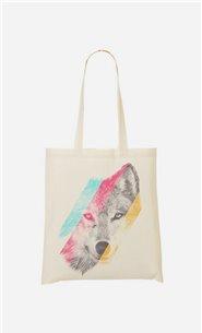 Stoffbeutel Wild Wolf