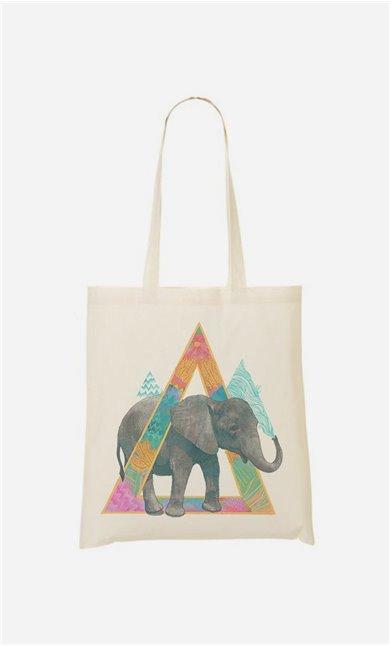Stoffbeutel Elephant