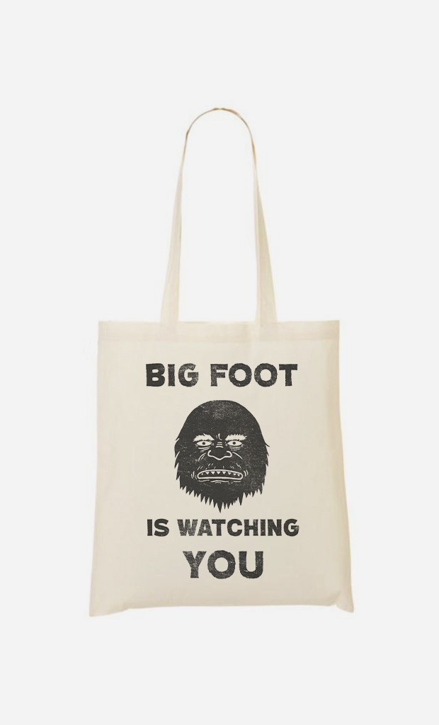Stoffbeutel Big Foot