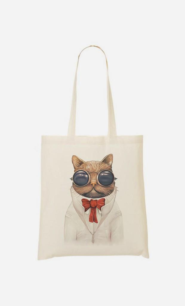 Stoffbeutel Astro Cat