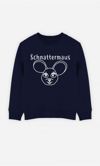 Sweatshirt Schnattermaus