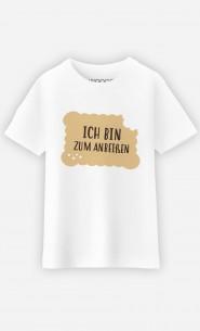 T-Shirt Ich Bin Zum Ambeisen
