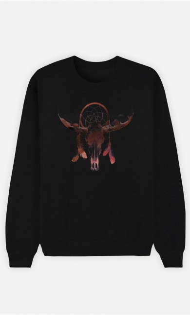 Sweatshirt Schwarz Deadly Desert