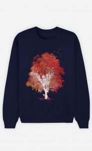 Sweatshirt Blau Hide And Seek