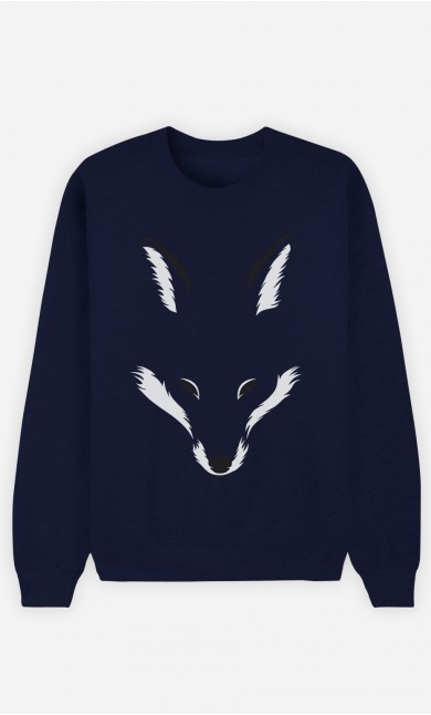 Sweatshirt Blau Foxy Shape