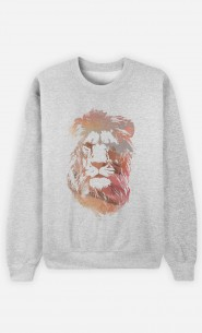 Sweatshirt Desert Lion