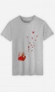 T-Shirt Butterflies