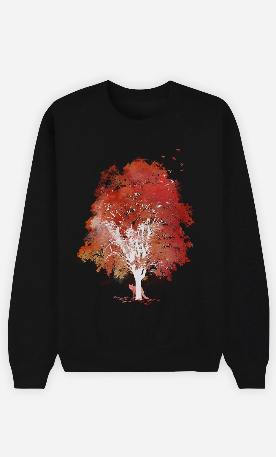 Sweatshirt Schwarz Hide And Seek