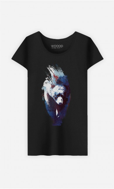 T-Shirt Blue Bear