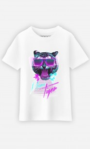 T-shirt Miami Tiger