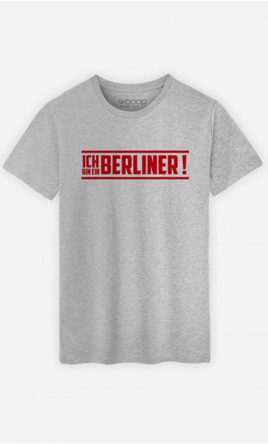T-Shirt Ik bin ein Berliner!
