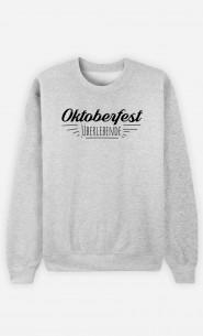 Sweatshirt Oktoberfest Überlebende