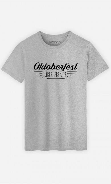 T-Shirt Oktoberfest Überlebende