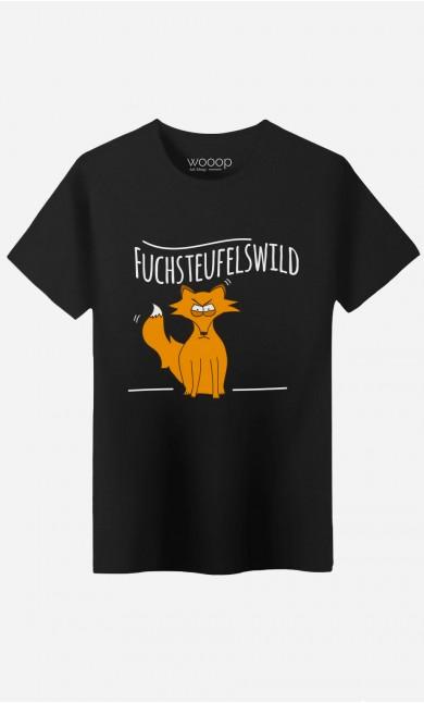 T-Shirt Fuchsteufelswild