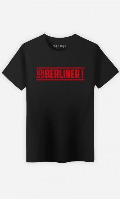T-Shirt Ich bin ein Berliner!