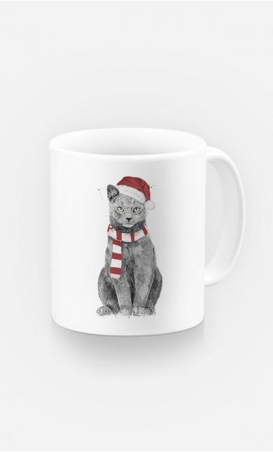 Tasse Xmas Cat