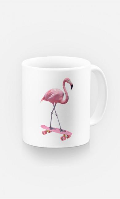 Tasse Skate Flamingo