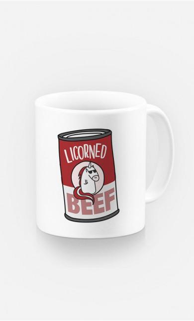 Tasse Licorned Beef