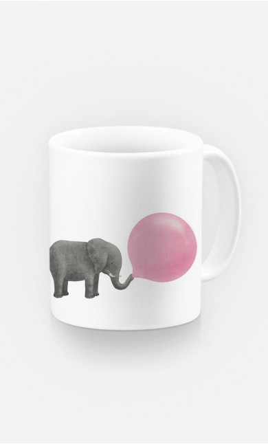Tasse Jumbo Bubble Gum
