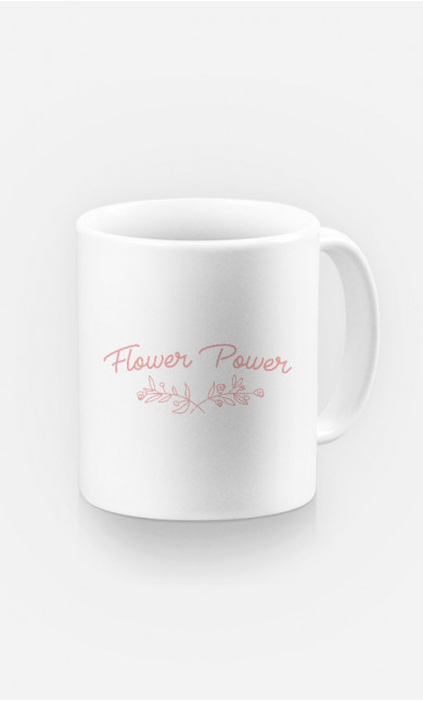 Tasse Flower Power