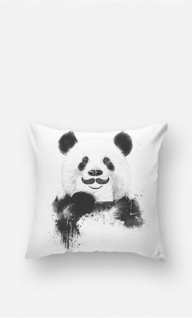 Kissen Funny Panda