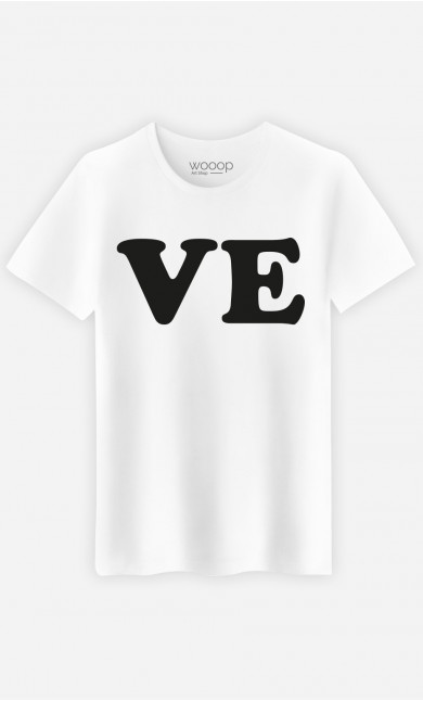 T-Shirt Love Ve