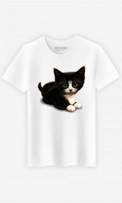T-shirt Cute cat