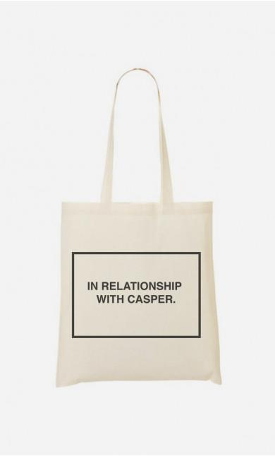 Stoffbeutel With Casper