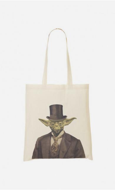 Stoffbeutel Sir Yoda