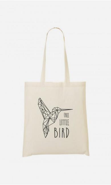 Stoffbeutel Free Little Bird