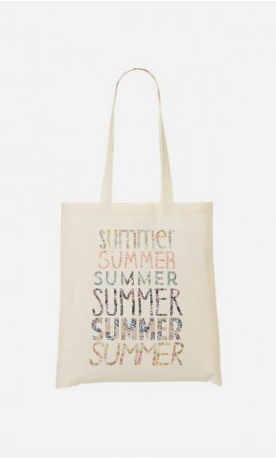 Stoffbeutel Summer