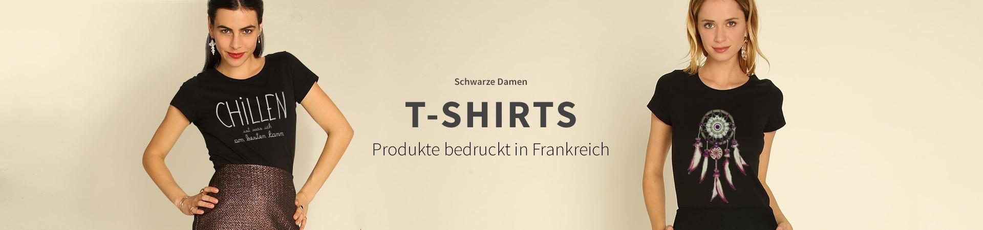 Schwarze T-Shirts