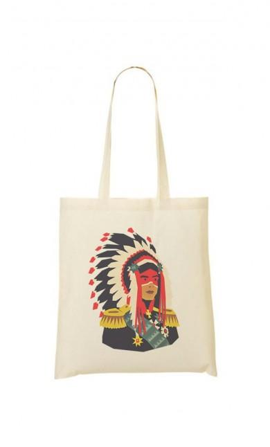 Tote Bag Warrior