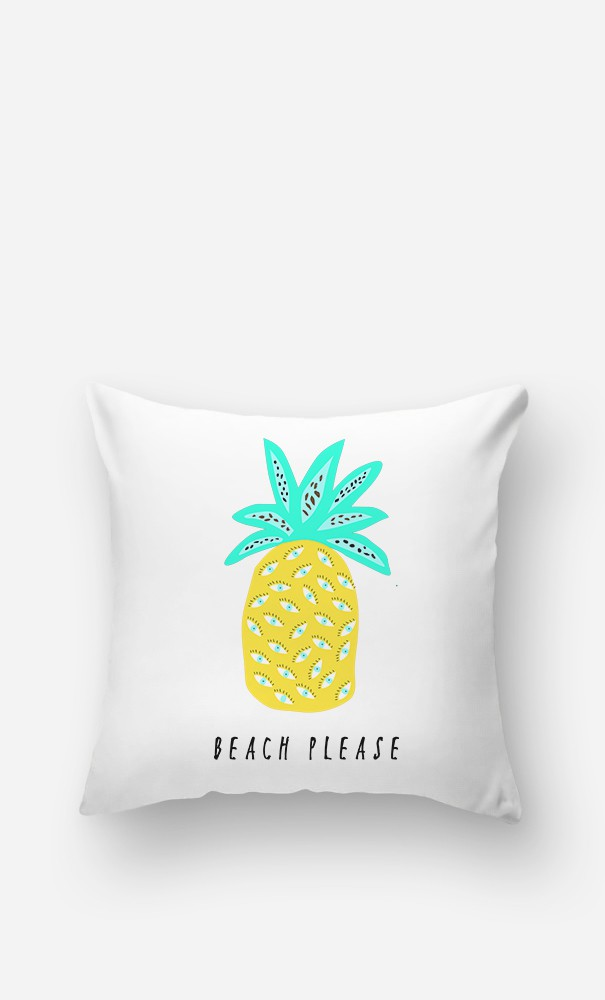 Cushion Beach Please