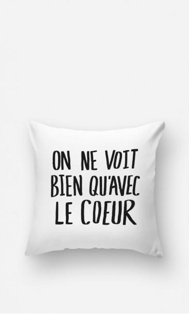 Cushion Avec Le Coeur
